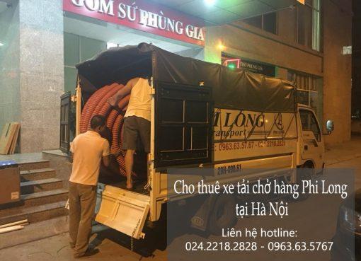 Dịch vụ cho thuê xe tải tại phố Hàng Tre