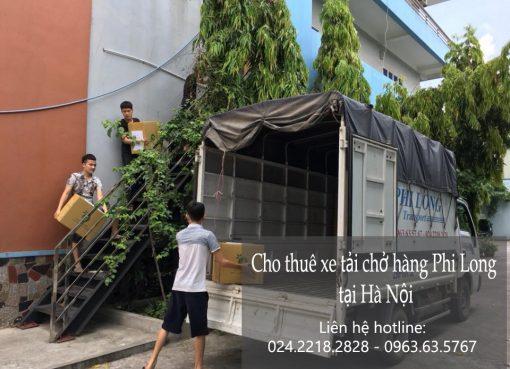 Dịch vụ chở hàng thuê bằng xe tải tại phố Nguyễn Đình Chiểu
