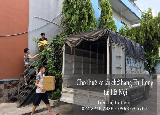 Dịch vụ thuê xe tải vận chuyển tại đường Thanh Lãm