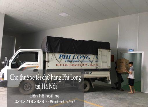 Thuê xe tải 1,25 tấn chuyển nhà tại phố Mã Mây