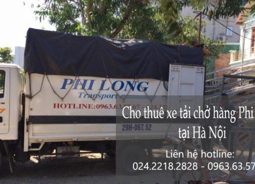 Thuê xe vận chuyển tại phố Đại La