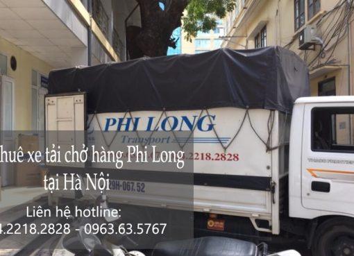 Cho thuê xe tải chở hàng tại phố Phạm Hồng Thái