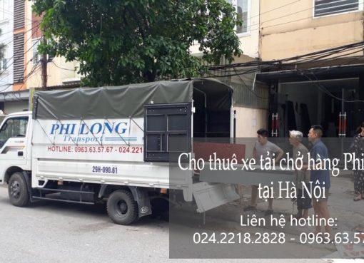 Dịch vụ cho thuê xe tải tại Cửa Bắc