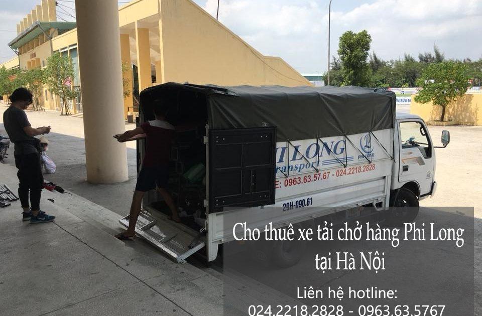 Dịch vụ cho thuê xe tải tại phố Lý Thường Kiệt