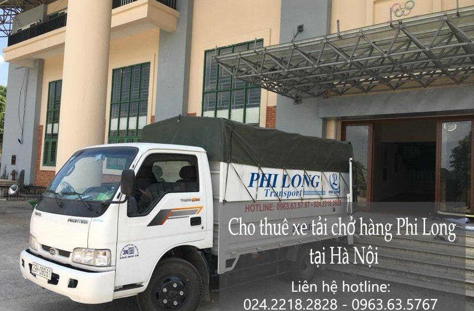 Dịch vụ cho thuê xe tải tại phố Mạc Đĩnh Chi