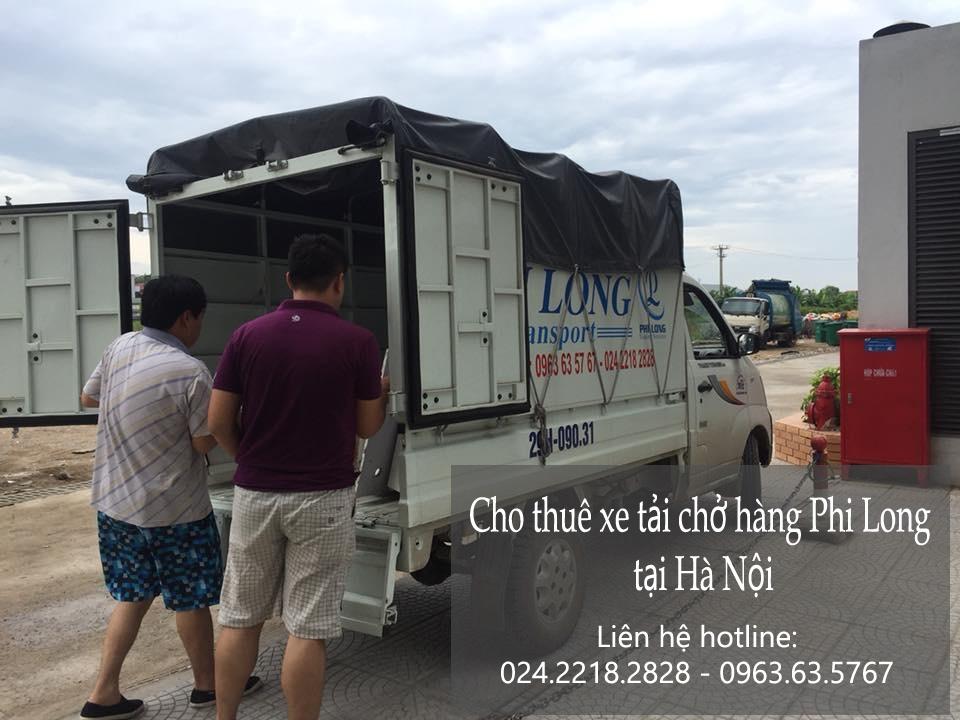 Dịch vụ cho thuê xe tải giá rẻ tại đường Đào Cam Mộc