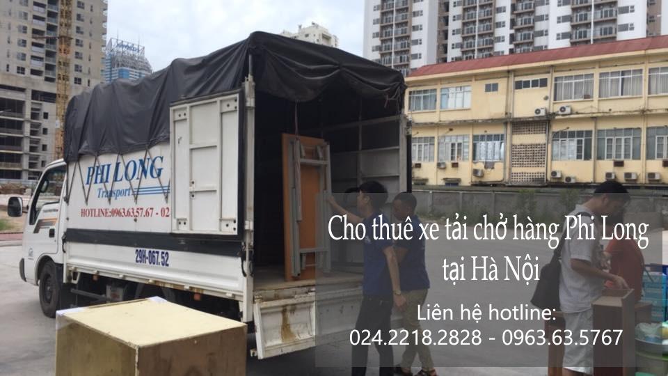 Dịch vụ cho thuê xe tải tại phố Nguyễn Duy Dương