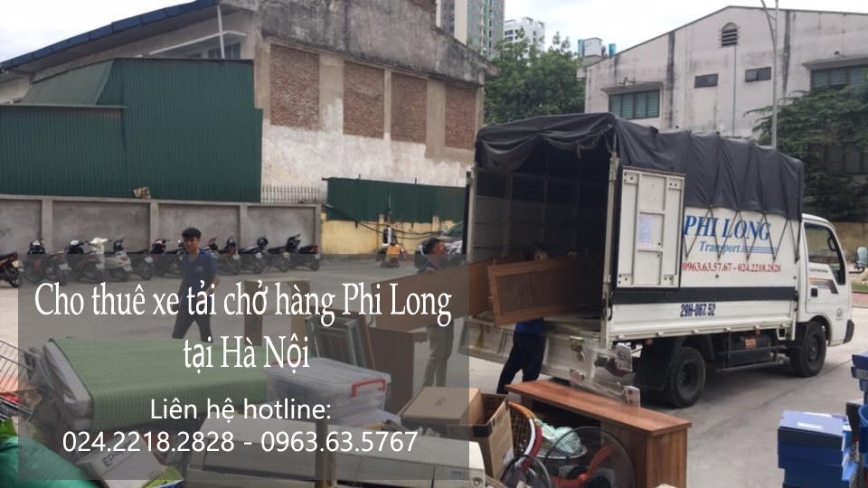 Dịch vụ cho thuê xe tải tại phố Phan Chu Trinh