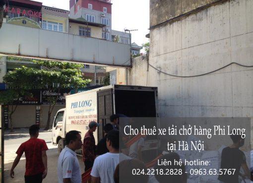 Dịch vụ cho thuê xe tải giá rẻ tại đường Đông Mỹ