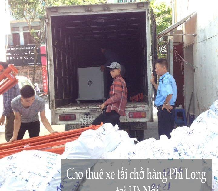 Dịch vụ cho thuê xe tải giá rẻ tại phố Ngô Tất Tố