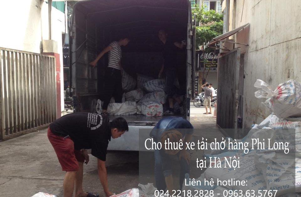 Dịch vụ cho thuê xe tải tại phố Giang Văn Minh