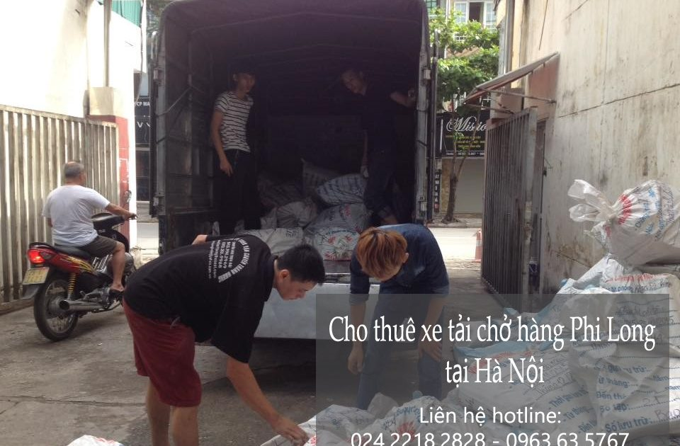 Dịch vụ cho thuê xe tải tại phố Nam Cao