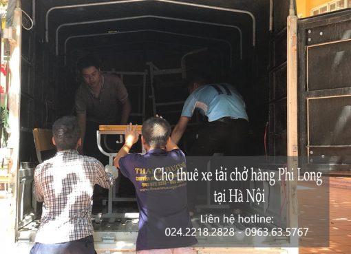 Dịch vụ cho thuê xe tải tại phố Hàng Than