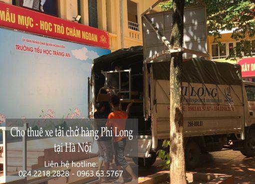 Dịch vụ cho thuê xe tải tại phố Nguyễn Hữu Huân