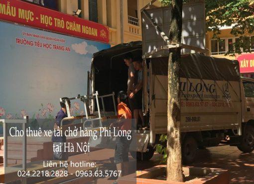 Dịch vụ cho thuê xe tải tại phố Hàng Mã