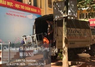 Dịch vụ cho thuê xe tải tại phố Hàng Hòm