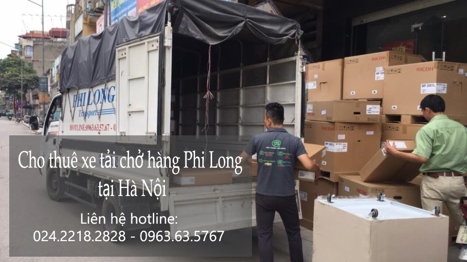 Dịch vụ cho thuê xe tải tại phố Hồ Đắc Di