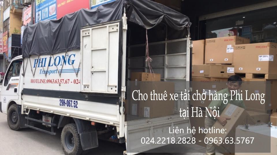 Dịch vụ cho thuê xe tải tại phố Hàng Trống