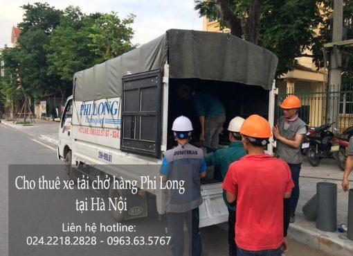 Dịch vụ cho thuê xe tải tại phố Đồng Xuân