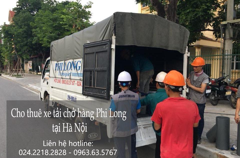 Dịch vụ cho thuê xe tải tại phố Gầm Cầu