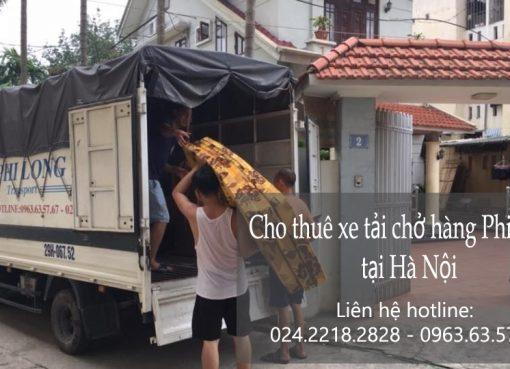 Dịch vụ cho thuê xe tải giá rẻ tại đường Gia Lương