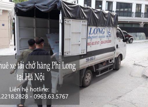 Dịch vụ cho thuê xe tải tại phố Thượng Đình