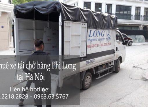 Dịch vụ cho thuê xe tải giá rẻ tại phố Vũ Tông Phan