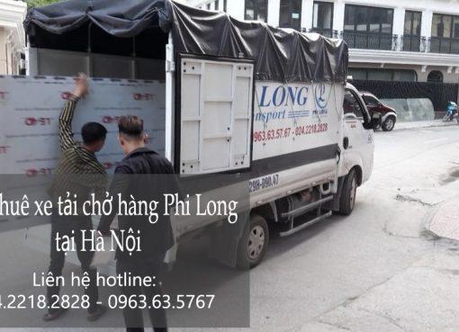 Dịch vụ cho thuê xe tải tại phố Mai Động