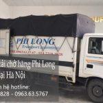 Dịch vụ cho thuê xe tải tại phố Bưởi