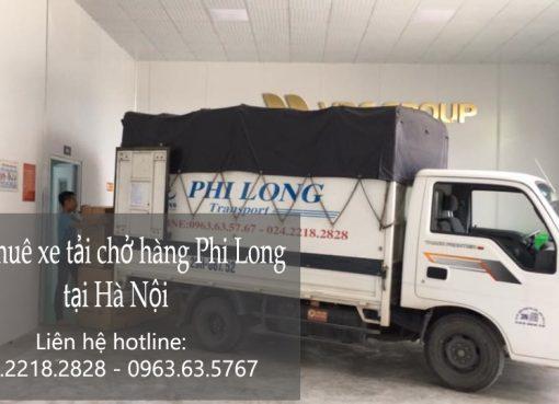 Dịch vụ cho thuê xe tải tại phố Thọ Tháp