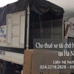 Dịch vụ cho thuê xe tải tại phố Hòe Nhai
