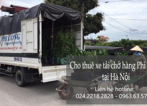 Dịch vụ cho thuê xe tải giá rẻ tại phố Lạc Chính