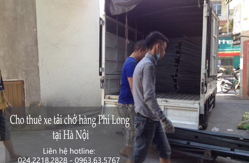 Dịch vụ cho thuê xe tải tại phố Ông Ích Khiêm
