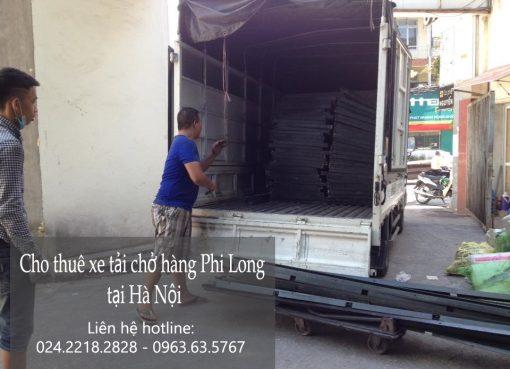 Dịch vụ cho thuê xe tải tại phố Hàng Bè