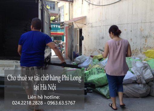 Dịch vụ cho thuê xe tải tại phố Phú Lãm