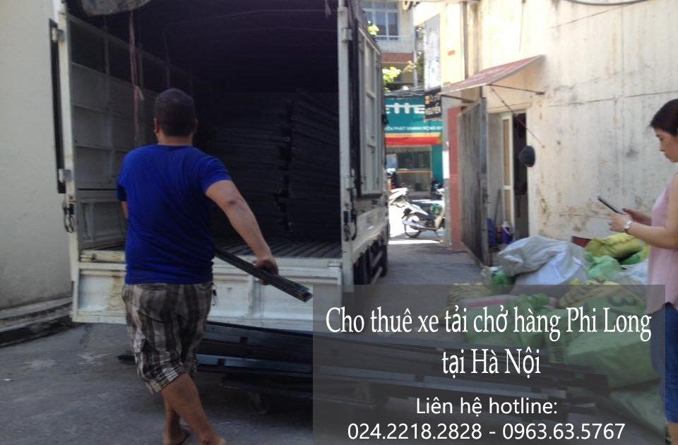 Dịch vụ cho thuê xe tải chở hàng tại phố Tố Hữu