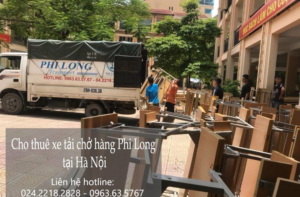 Dịch vụ cho thuê xe tải tại phố Tân Ấp