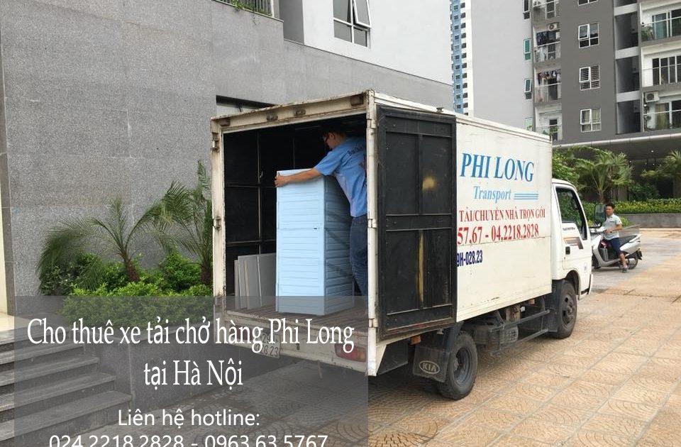 Dịch vụ cho thuê xe tải tại phố Đặng Thai Mai