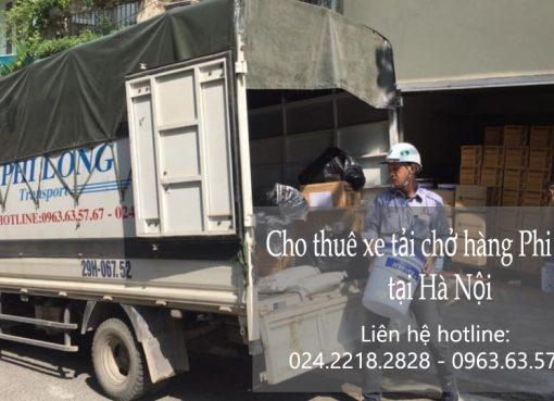 Dịch vụ cho thuê xe tải giá rẻ tại phố Nguyễn Thị Định