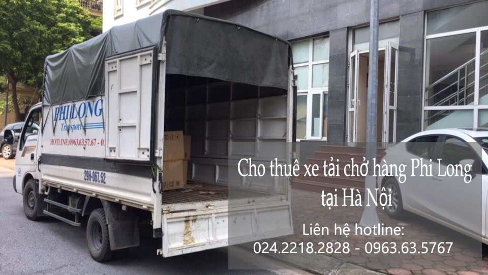 Dịch vụ cho thuê xe tải tại phố Thành Thái