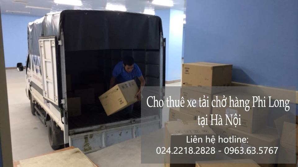 Dịch vụ cho thuê xe tải 5 tạ tại phố Nguyễn Chế Nghĩa
