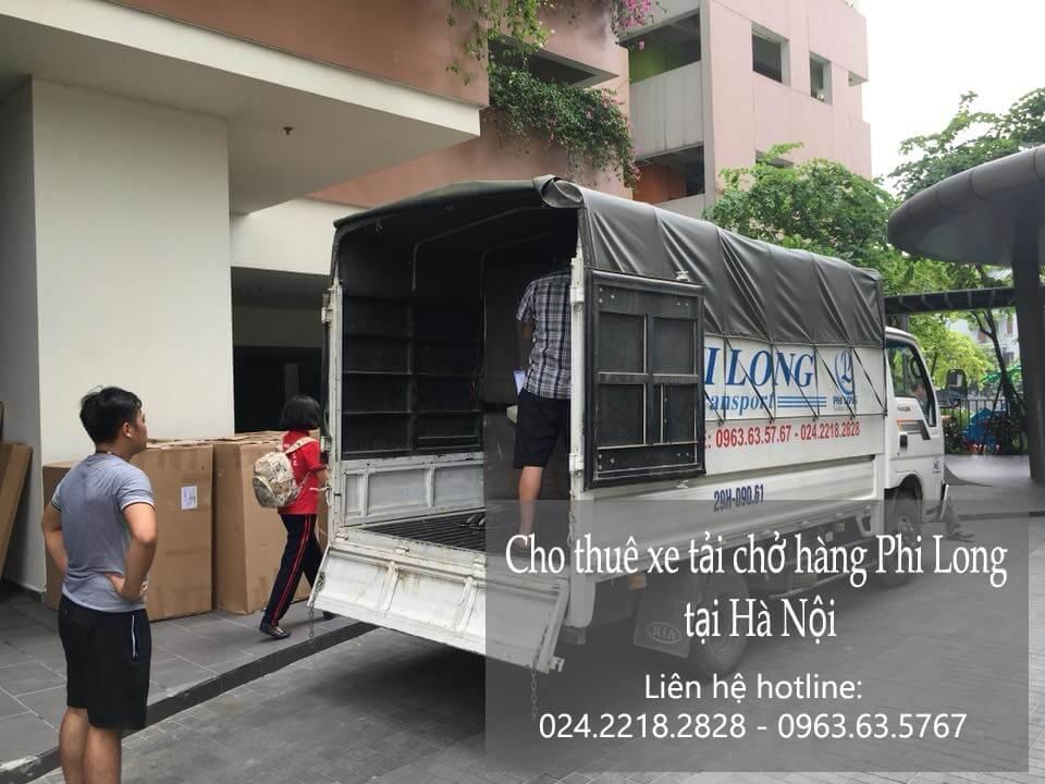 Dịch vụ cho thuê xe tải tại phố Cầu Bây