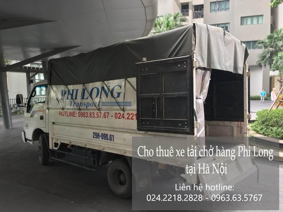 Dịch vụ cho thuê xe tải tại phố Huế