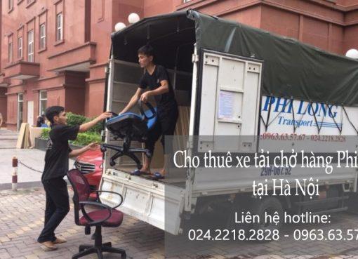 Dịch vụ cho thuê xe tải tại phố Bảo Linh