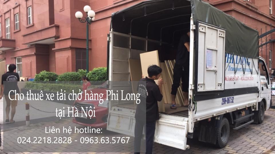 Dịch vụ cho thuê xe tải phố Nguyễn Du