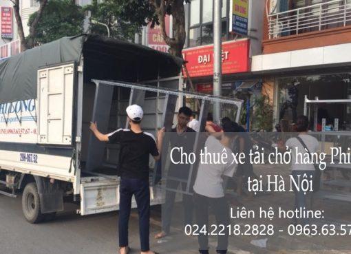 Dịch vụ cho thuê xe tải giá rẻ tại phố Hoàng Mai