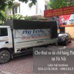 Dịch vụ cho thuê xe tải tại phố Cổ TânDịch vụ cho thuê xe tải tại phố Cổ Tân