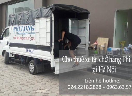 Dịch vụ cho thuê xe tải tại phố Đoàn Nhữ Hài