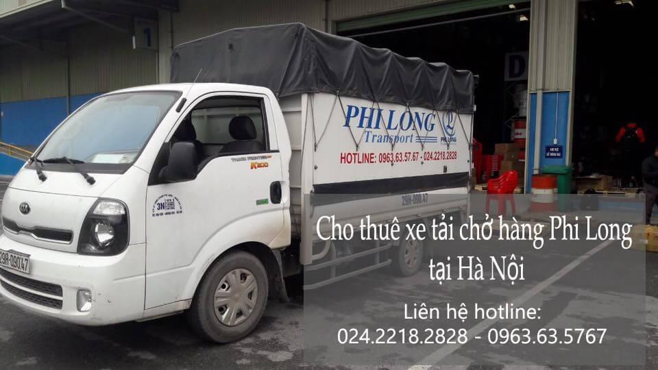 Dịch vụ cho thuê xe tải tại phố Duy Tân