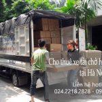 Dịch vụ cho thuê xe tải giá rẻ tại phố Bích Cầu